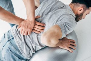 lower back pain adjustment